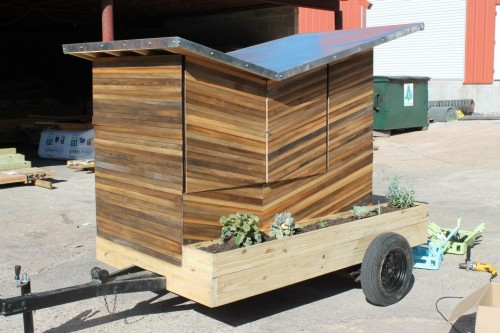 eastside garden cart