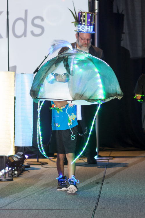 AUSTIN, TEXAS - MAY 7, 2016: The 2016 Maker Faire in Austin, Texas.